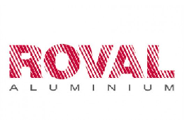 Roval - specialist in aluminium bouwproducten